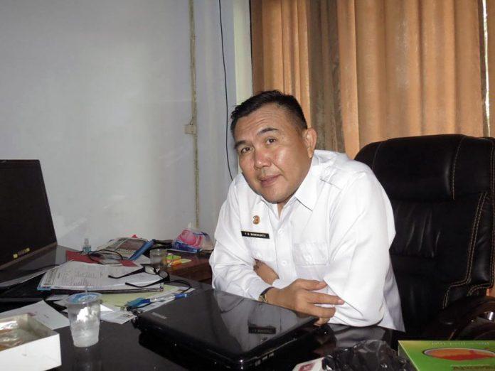 Kadis Lingkungan Hidup Manado Hanny waworuntu