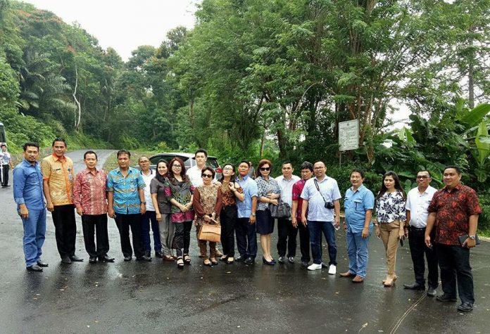 Pansus LKPJ bersama Tim Pemkot Manado