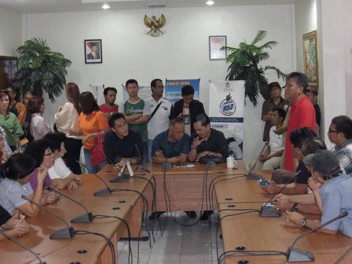 Demo Warga Soal Dana Banjir