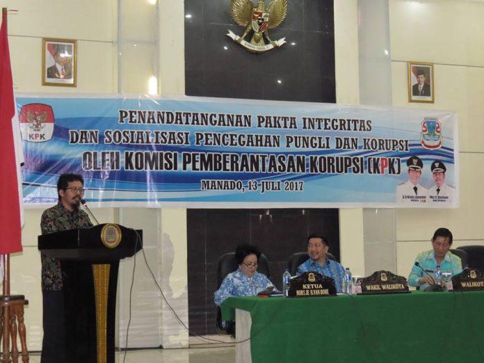 Fungsional KPK Nanang Farid Syam