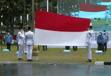 upacara bendera hardiknas 2020