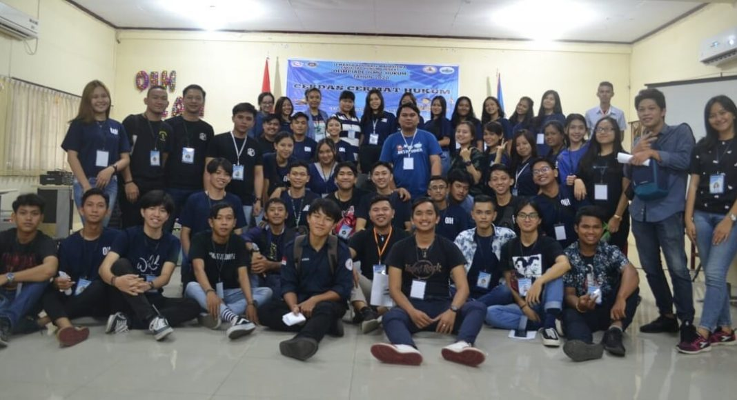 pengurus lam fakultas hukum unsrat 2020-2021